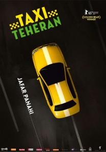 teheran taxi